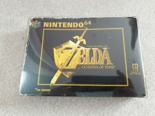 The Legend of Zelda: Ocarina of Time (Nintendo 64, 1998)