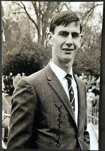 Australia Cricket Legend Ian Redpath Signed Photo