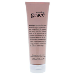 Amazing Grace Shimmering Body Lotion by Philosophy for Unisex - 8 oz Body Lotion