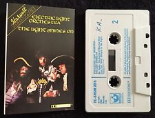The Light Shines On ~ ELECTRIC LIGHT ORCHESTRA Cassette Tape
