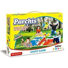 PARCHIS GIGANTE - De 2 a 4 Jugadores. Para Interior y Exterior. A partir 3 años