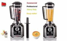 Nutri 2Litre Pro Commercial. Blender. / Soup Maker/Smoothie/Juicer.Ice/2000W