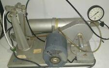 Parr 3911 Ea Hydrogen Apparatus 500ml Pressure Reactor Mixer Shaker