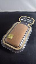 NEW Prestigio Leather Case for iPod Touch 2G PIPC2104KK Nubuck Leather - Brown