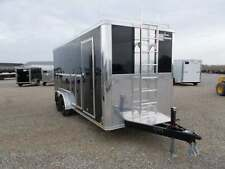2021 Cross Trailers  7X18' Enclosed Cargo Construction Trailer