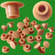 20x couverture Caps pour Ø 5mm blind trou armoire, armoire, placard de cuisine