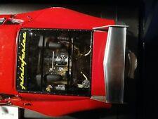 BBR Ferrari 512BB LM 1979 press colore rosso cod. HESP021 1/18