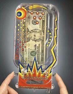 Bilz Cosmic Pinball Money Maze Puzzle Brainteaser
