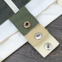 Neue tragbare Reise Camping Besteck Bambus Besteck Gabel Löffel Stroh Canvas Bag