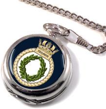 HMS Triumph Full Hunter Pocket Watch