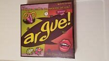 Argue Multi-Player Party Game University Games Perfect Ice Breaker Board Game (K