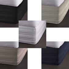 Logan and Mason Easy Fit VALANCE Bedskirt Single King Single Double Queen King