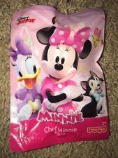 1x  Disney Junior Minnie Mouse Collectible Blind Bag Mini Figures - Chef Minnie