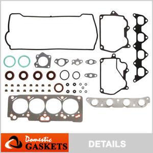 Fits 93-97 Toyota Corolla Geo Prizm 1.6L DOHC Head Gasket Set 4AFE