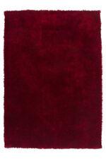 Alfombras indios color principal rojo para pasillos
