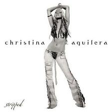 CHRISTINA AGUILERA (STRIPPED CD - SEALED + FREE POST)
