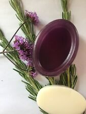 Lavender & Rosemary Solid Shampoo Bar And Conditioner Bar In Biodegradable Wrap
