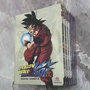 Dragon Ball Z Kai Complete Anime Series Seasons 1-7 Bundled (28-Disc DVD) RG 1