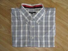 GANT Mens Check Multicoloured  Long Sleeve Big Shirt Top Sz 3XL XXXL VGC!