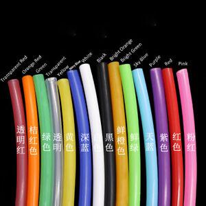 Inner Diameter 2/3/4/5/6/8/9/10/14mm Food Grade Silicone Tube Hose Pipe Tubing