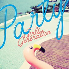 SNSD Girls' Generation - Party (Single) New Sealed CD KPOP