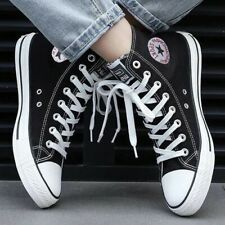 Convers All Star Men's Canvas Chuck Taylor Hi Top Low Size  Casual Shoes