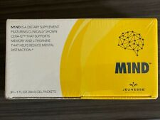 Jeunesse MIND DIETARY Supplement Featuring CeraQ-EXP 01/21