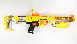Blazing Storm Rapid Fire Soft Bullet Kid Toy Dart Gun Electric ARMY Call Of Duty