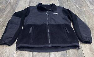 The North Face Womens XL polartec Fleece Jacket Black