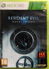 Gioco Xbox 360 Resident Evil - Revelations - Capcom Nuovo