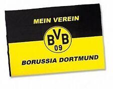 Fußball-Fahnen/Wimpel von Borussia Dortmund Fan-Kameras