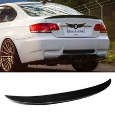 BMW 3 Series COUPE E92 M3 323i 325i 335i Carbon Fiber Rear boot Spoiler Pstyle