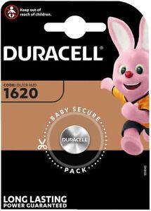 Duracell CR1620 3V Lithium-Knopfzelle - 1er Blister