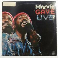 Tested- Marvin Gaye Live LP Motown 1974 M5-181V1