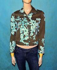 veste GERARD DAREL sans doublure avec imprimé taille 36 FR TRES BON ETAT