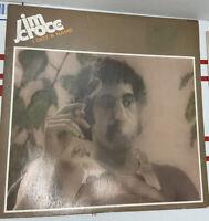 Original Jim Croce I Got A Name LP Vinyl Record 1973 ABC Records ABCX-797 Lyrics