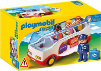 6773 Playmobil Airport Shuttle Bus with Sorting Function playmobil 1.2.3 Suitabl