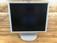 "Sun Microsystems L194RH 19"" DVI LCD Flat Panel Monitor Adjustable Swivel Tilt"