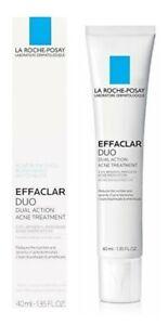 La Roche-Posay Effaclar Duo Dual Action Acne Treatment Cream - Exp: 01/2022
