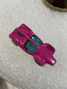 hot wheels redlines hot pink mantis 1973 Enamel Vintage Diecast Toys Cars