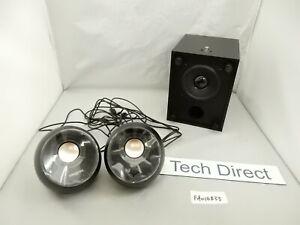 Creative Pebble Plus 2.1 USB-Powered Desktop Speakers with Subwoofer