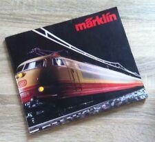 Marklin Trains Catalog 1983/84 E 168 Pages