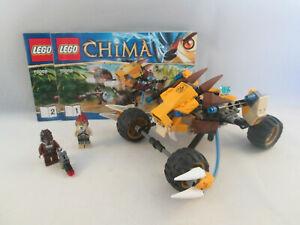 Lego Legends of Chima - 70002 Lennox' Lion Attack