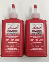2 Pack Tap Magic Cutting Fluid  for All Cutting Operations using Taps & Dies