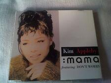 KIM APPLEBY - MAMA - UK CD SINGLE
