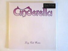 CINDERELLA LONG COLD WINTER LP 2016 IMPORT REPRESS 180 GRAM VINYL HAIR METAL