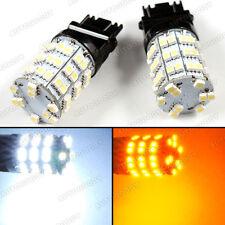 3157 3457 3057 4157 Dual Color LED Switchback Turn Signal Lights