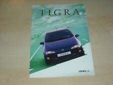 32481) Opel Tigra Prospekt 1994