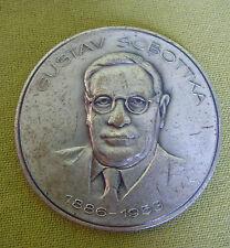 DDR Ehrenmedaille - Gustav Sobottka - 1886 - 1953