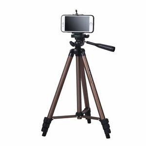 Mini Camera Tripod Stand Bluetooth Control Aluminum Dslr Camera Phone Smartphone